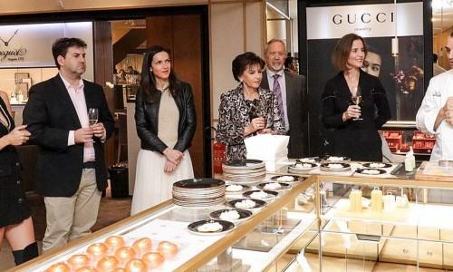 Blancpain i The Embassy combinen l'alta rellotgeria amb l'alta gastronomia